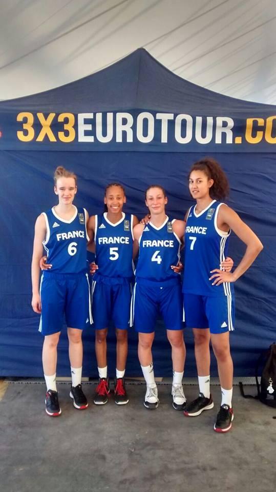 Equipe de France 3X3 U18