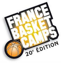 Logo France Basket Camps